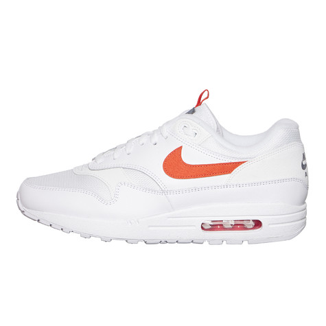 05a4263014f13 Nike - Air Max 1 SE (White / Team Orange) | HHV
