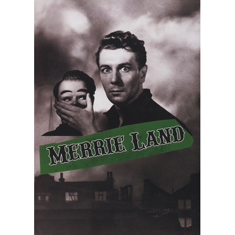 The Good, The Bad & The Queen (Damon Albarn, Paul Simonon of The Clash, Tony Allen and Simon Tong of The Verve) - Merrie Land Deluxe Edition