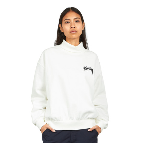 Stüssy - Weller Turtleneck Fleece Crew