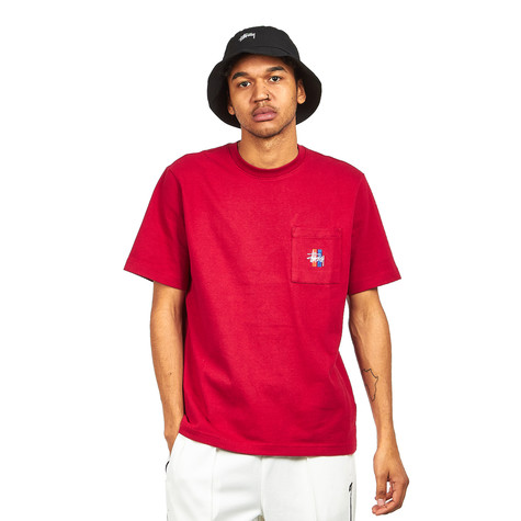 Stüssy - 2 Bar Stock SS Crew