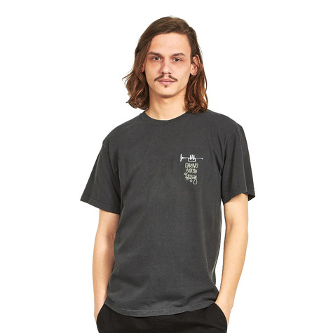 Stüssy - Groove Beats Pigment Dyed Tee