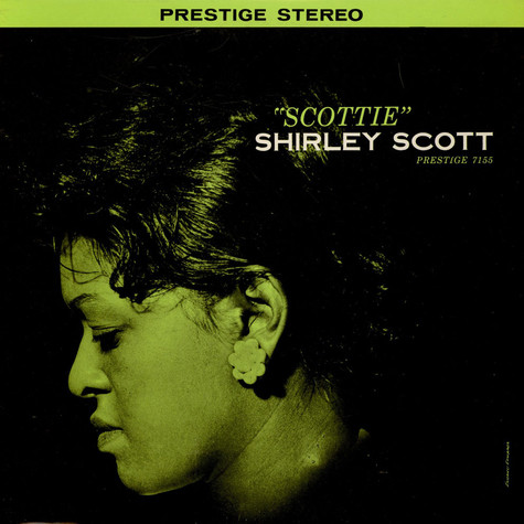 "Shirley Scott - ""Scottie"""