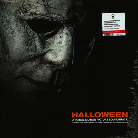 John Carpenter / Cody Carpenter / Daniel Davis - OST Halloween Colored Vinyl Edition
