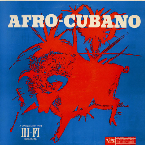 Jack Costanzo / Andre's Cuban All Stars - Afro-Cubano