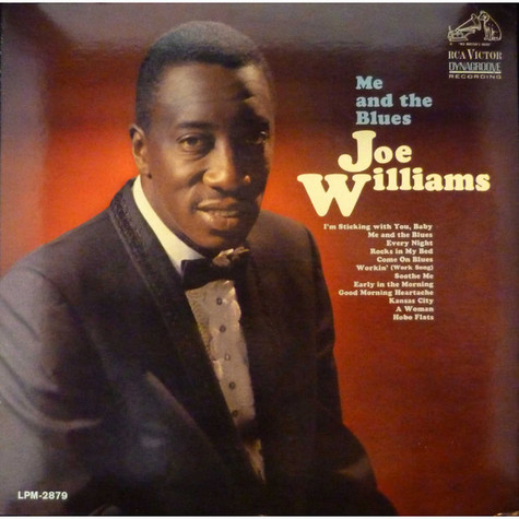 Joe Williams - Me And The Blues