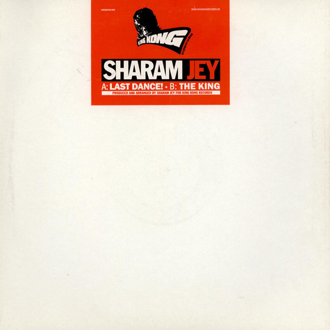 Sharam Jey - Last Dance / The King