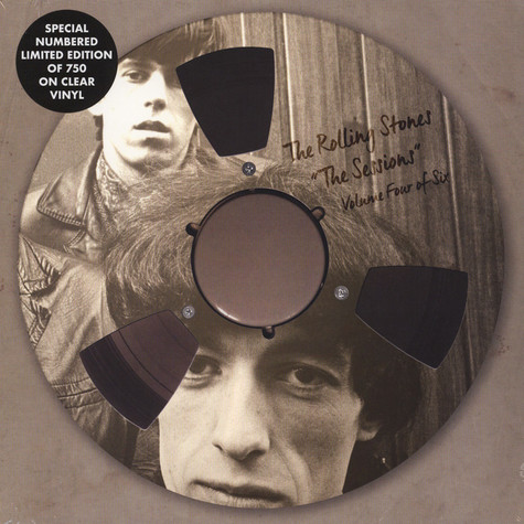 Rollings Stones, The - The Sessions Volume 4 Colored Vinyl Edition