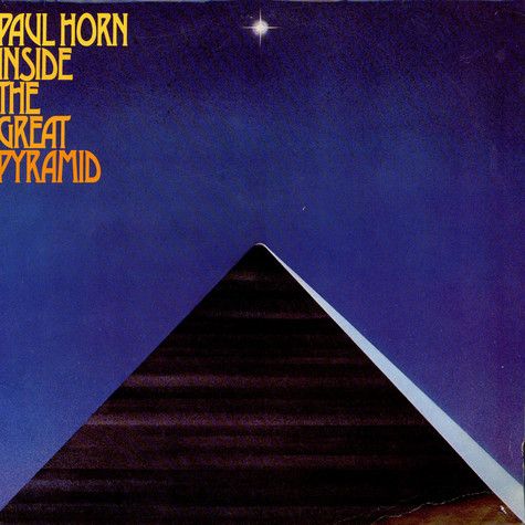 Paul Horn - Inside The Great Pyramid