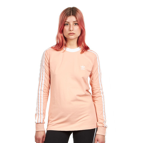adidas - 3 Stripes LS Tee