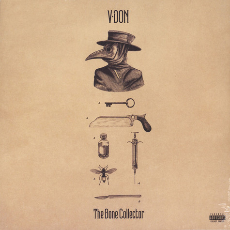 V Don - The Bone Collector