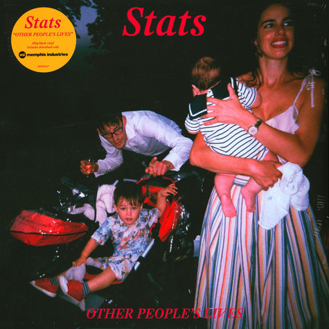 Stats - Other People's Lives Black Vinyl Edition