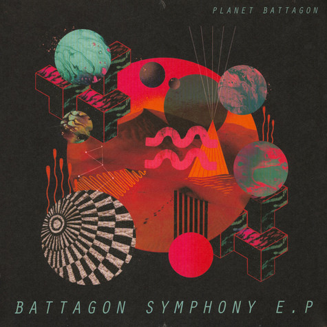 Planet Battagon - Battagon Symphony EP