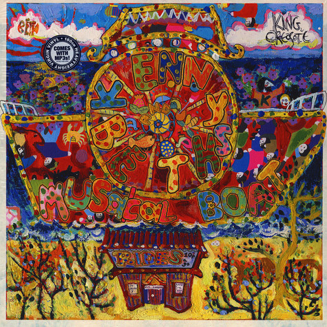 King Creosote - Kenny And Beth's Musakal Boat Rides