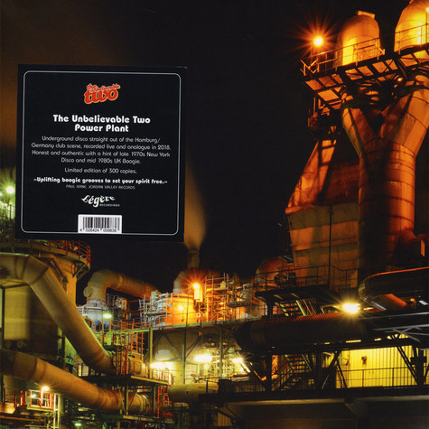 Unbelievable Two, The - Power Plant