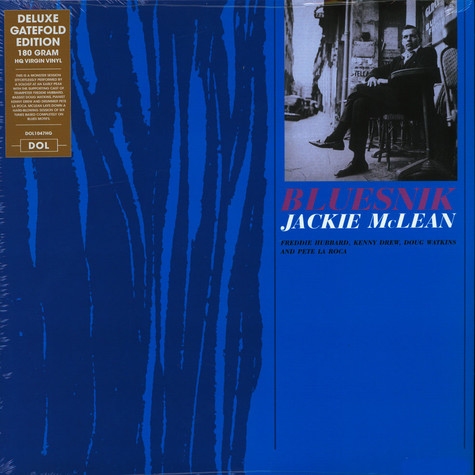 Jackie McLean - Bluesnik Gatefold Sleeve Edition