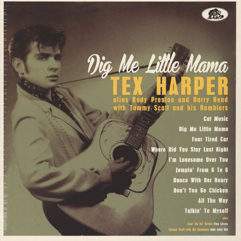 Tex Harper (Rudy Preston) & Harry Head - Dig Me Little Mama