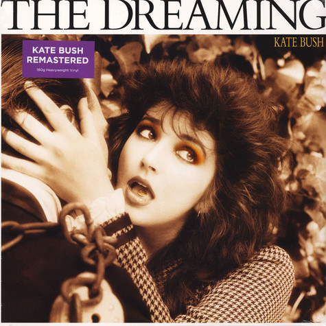 Kate Bush - Dreaming (2018 Remaster)
