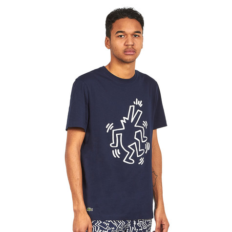 Lacoste x Keith Haring - Seasonal Theme T-Shirt