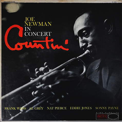 Joe Newman - Joe Newman In Concert: Countin'