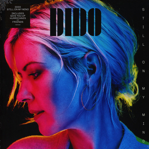 Dido - Still On My Mind Black Vinyl Edition