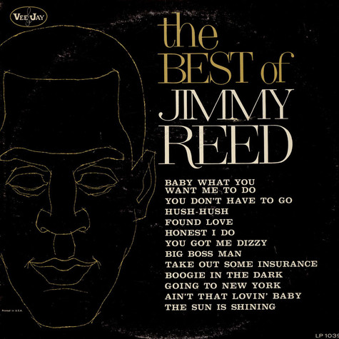 Jimmy Reed - The Best Of Jimmy Reed