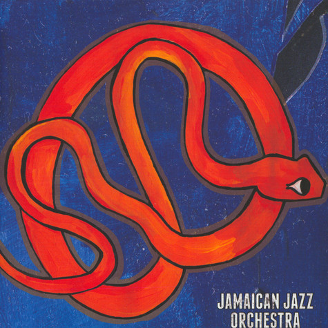 Jamaican Jazz Orchestra - Ah Beh Bah / Big Belly Blues