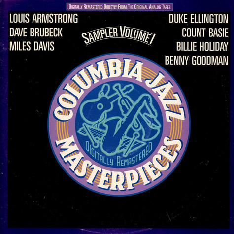 V.A. - Columbia Jazz Masterpieces Sampler Volume I