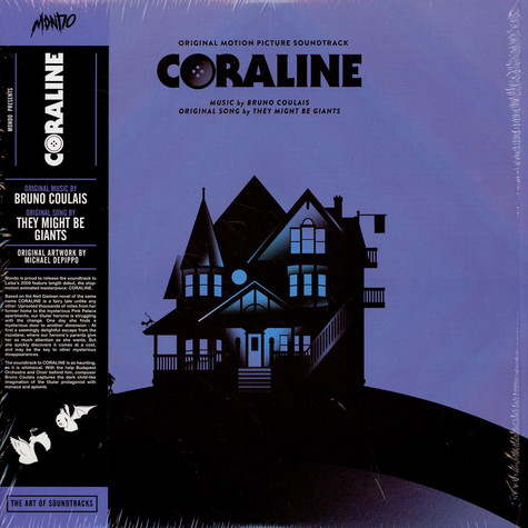 Bruno Coulais - OST Coraline