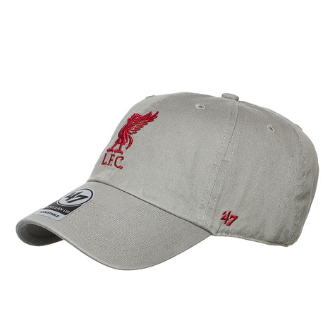 67831019798 47 Brand - EPL Liverpool FC  47 Clean Up Cap (Grey)