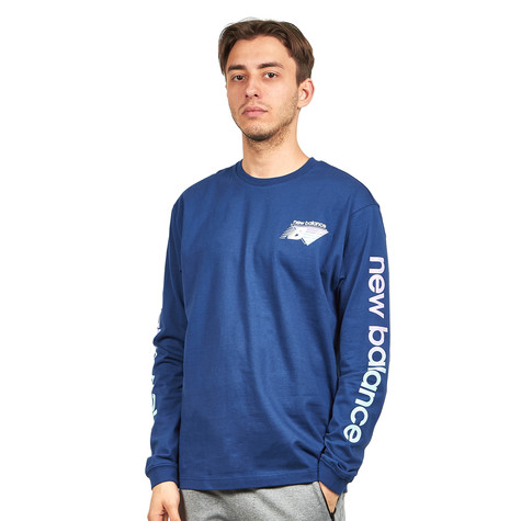 New Balance - Essentials 90s LS Tee
