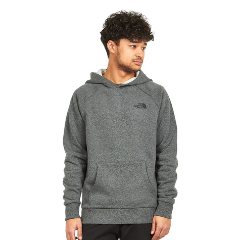 The North Face - Raglan Red Box Hoodie