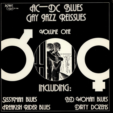 V.A. - AC-DC Blues: Gay Jazz Reissues Volume One