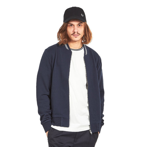 Fred Perry - Bomber Neck Sweatshirt