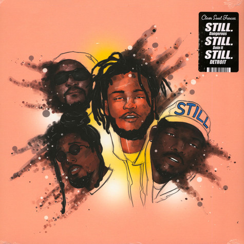Clear Soul Forces - Still