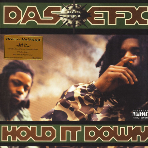 Das EFX - Hold It Down Colored Vinyl Edition