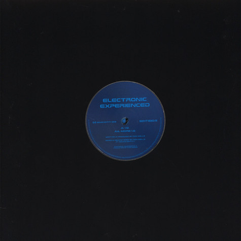 Electronic Experienced (Ron Wells) - V-10 Overload / No. 303 / LQ