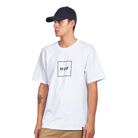 HUF - Essentials Box Logo Tee