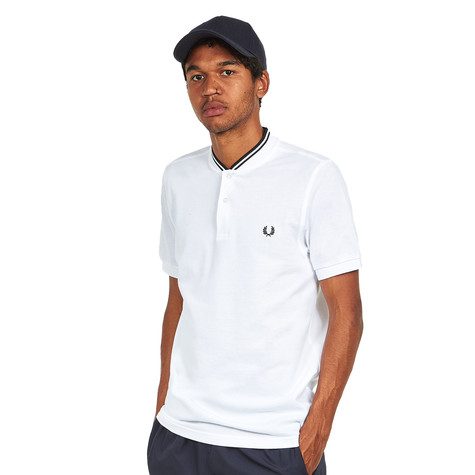 Fred Perry - Bomber Collar Polo Shirt