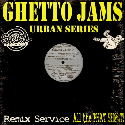 V.A. - Ghetto Jams 5