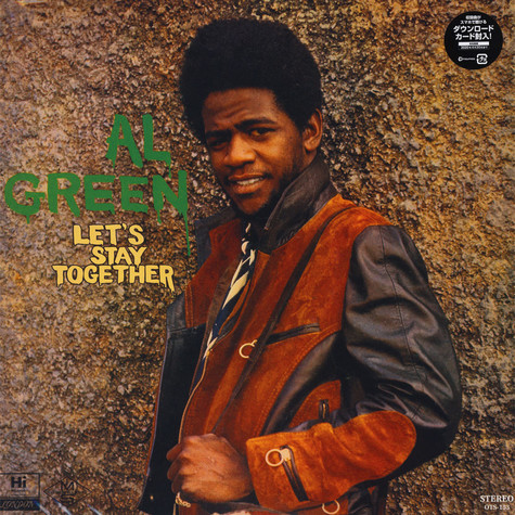 Al Green - Let's Stay Together Record Store Day 2019 Edition
