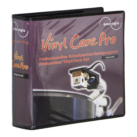 analogis - Vinyl Care Pro Improved