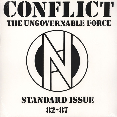 Conflict - Standard Issue 82-87