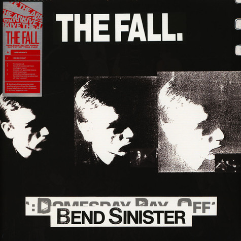 Fall, The - Bend Sinister / The Domesday Pay-Off