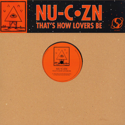 Nu C Zn - That's How Lovers Be
