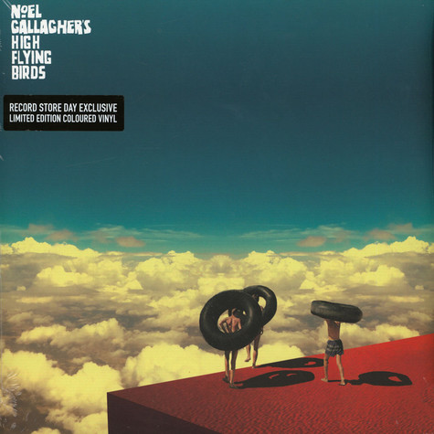 Noel Gallagher's High Flying Birds - Wait & Return EP Record Store Day 2019 Edition
