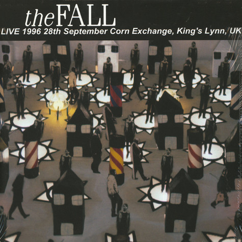 Fall, The - Kings Lynn 1996 Record Store Day 2019 Edition