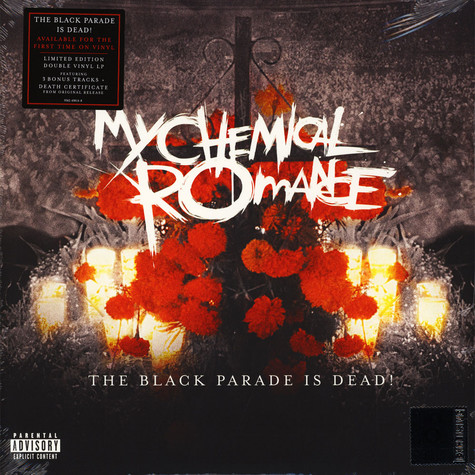 My Chemical Romance - The Black Parade Is Dead! Record Store Day 2019 Edition