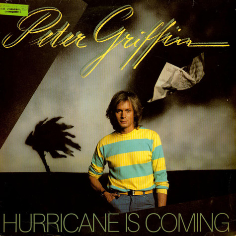 Peter Griffin - Hurricane Is Coming