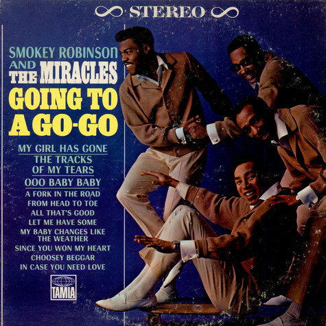 Smokey Robinson And Miracles, The - Going To A Go-Go