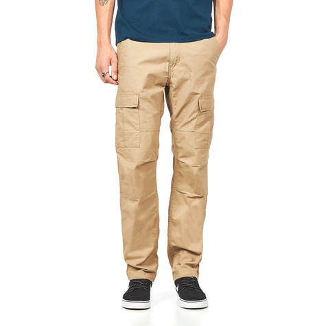 "Carhartt WIP - Aviation Pant ""Columbia"" Ripstop, 6.5 oz"